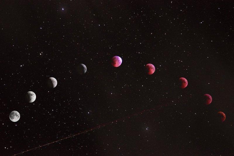 Waarom zou de maan invloed op ons hebben?