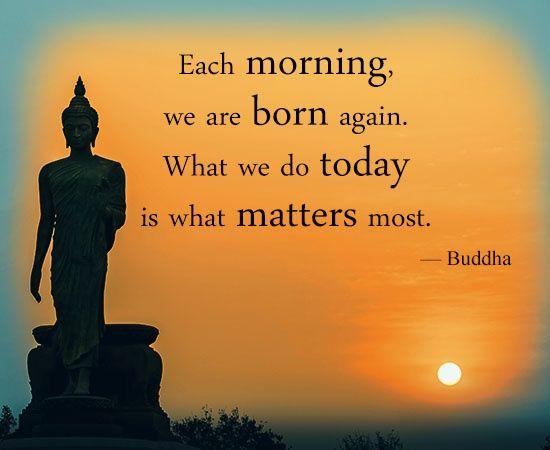 Vroeg opstaan is een van de belangrijkste stappen in het leven volgens de zen lifestyle (afb.)