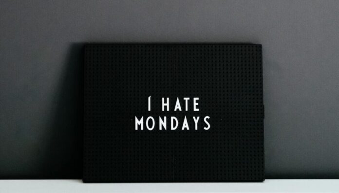 Last van de Monday Blues en voelt iedere maandag als een Blue Monday? 6 tips om de week goed te beginnen!