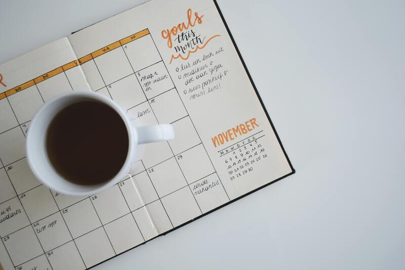 Verbeter je zelfdiscipline en toon je doelen waar je ze iedere dag ziet!